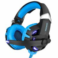 Onikuma K2 Gaming Headset, USB 7.1 Channel Gaming Headphone