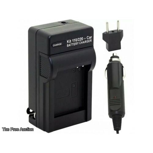 Kastar Charger for Camera & Camcord Battery for JVC V408/416/428